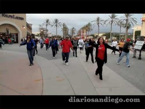 �Yo amo Tijuana! I loveTijuana Pa' Bailar Octubre 21 2010.