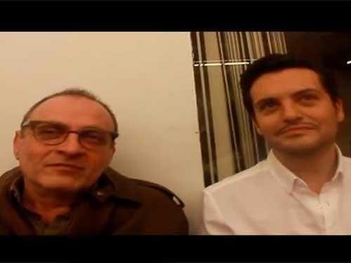 La m�sica mexicana se internacionaliza gracias a Morris Gilbert y �Si Nos Dejan�