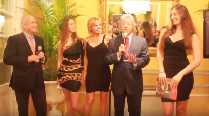 Sergio Sarmiento se deja seducir por tres bellas mujeres , �T� d�jate! Seducci�n en los Viajes 2