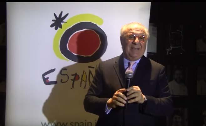 D�a mundial de las tapas de Espa�a �lvaro Renedo