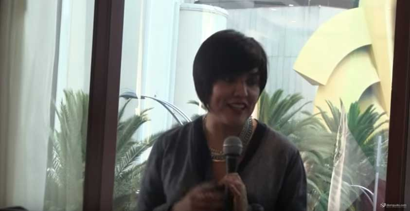 Diputada Ju�rez habla del reconocimiento a Mexicanos que dan por M�xico