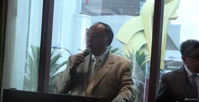 Pastor Felipe Garc�a, reconocimiento al Patronato del Premio Benito Ju�rez